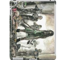 My Turn iPad Case/Skin