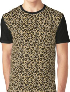 Leopard skin pattern Graphic T-Shirt