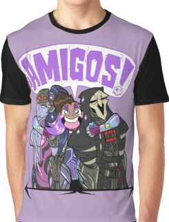 Amigos Graphic T-Shirt