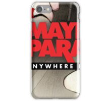 MAYDAY PARADE HALIM 4 iPhone Case/Skin
