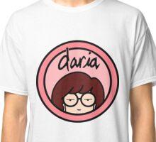 Daria Morgendorffer Pastel Goth Classic T-Shirt