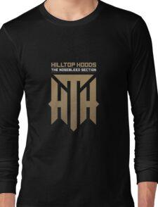 hilltop hoods - the nosebleed section Long Sleeve T-Shirt