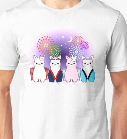 Festival of Alpacas Unisex T-Shirt