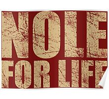 Nole for Life Poster