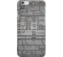 Tech Pattern iPhone Case/Skin