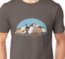 Sleeping Slinkies Unisex T-Shirt