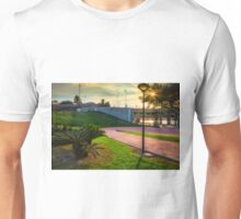 Evening in the park Unisex T-Shirt