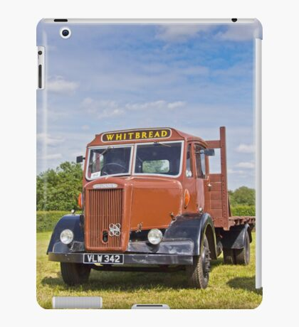 Dennis, the Brewery Truck iPad Case/Skin