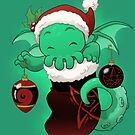Stocking Stuffers: Cthulhu by dooomcat
