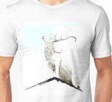 Alebaster Antlers Unisex T-Shirt