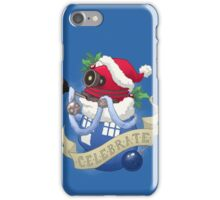 Stocking Stuffers: Celebrate! iPhone Case/Skin