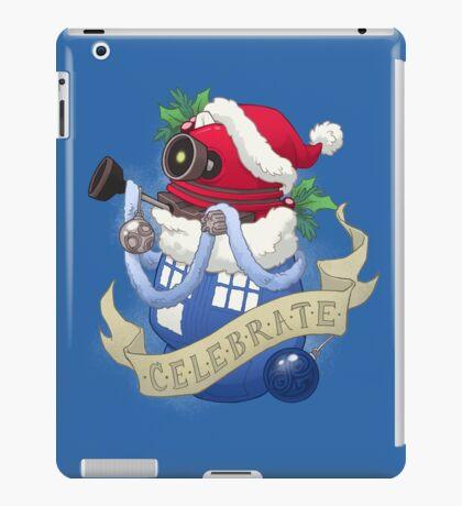 Stocking Stuffers: Celebrate! iPad Case/Skin