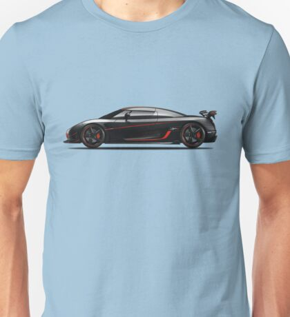 The Agera RS Unisex T-Shirt