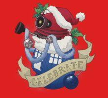 Stocking Stuffers: Celebrate! One Piece - Short Sleeve