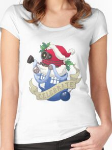 Stocking Stuffers: Celebrate! Women's Fitted Scoop T-Shirt