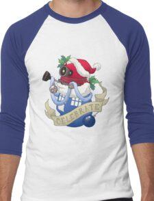 Stocking Stuffers: Celebrate! Men's Baseball ¾ T-Shirt