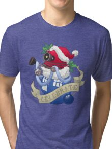 Stocking Stuffers: Celebrate! Tri-blend T-Shirt