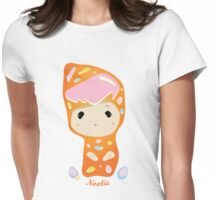 Noolie (Jelly Crystal) Womens Fitted T-Shirt