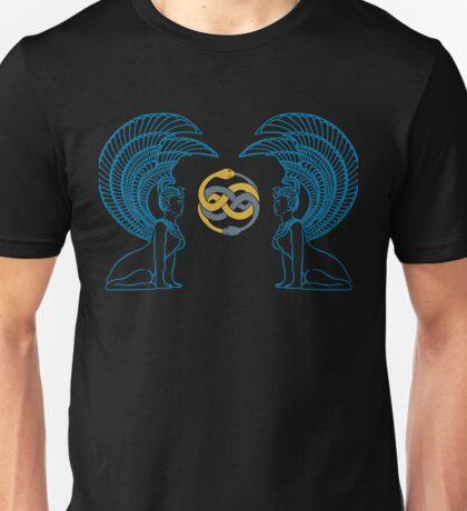 Oráculo y Auryn Unisex T-Shirt