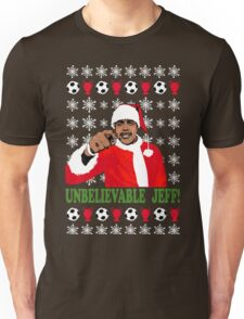 Unbelievable Jeff! Chris Kamara Unisex T-Shirt