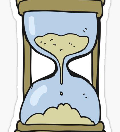 cartoon timer Sticker