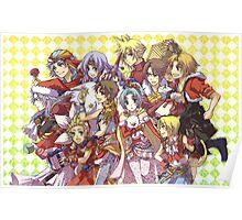 Fantasy Team Poster