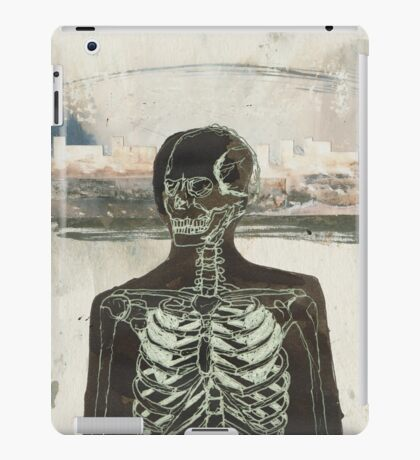 The Naked Stare  iPad Case/Skin