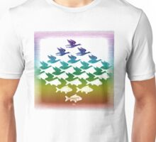 Souvenir from Netherlands:  Escher Unisex T-Shirt