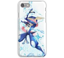 Greninja iPhone Case/Skin