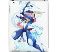 Greninja iPad Case/Skin