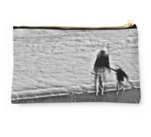 Mother and Daughter Studio Pouch