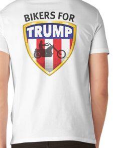 Bikers For Trump - 2016 Mens V-Neck T-Shirt