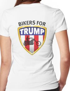 Bikers For Trump - 2016 Womens Fitted T-Shirt