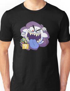 Mario Ghost Unisex T-Shirt