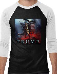 president trump Men's Baseball ¾ T-Shirt