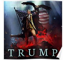 president trump Poster