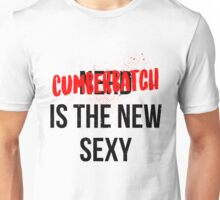 Cumberbatch is the new sexy Unisex T-Shirt