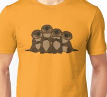 Sea otters Q Unisex T-Shirt