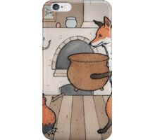 What's for dinner? iPhone Case/Skin