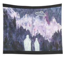 The Truth Is Out There Wall Tapestry