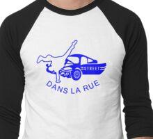 """Dans La Rue"" (B) Men's Baseball ¾ T-Shirt"