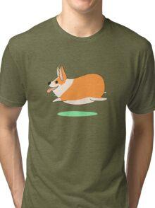 Corgibean Tri-blend T-Shirt
