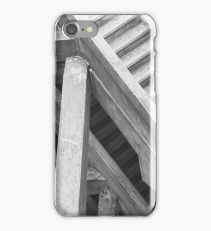 The structure of shades iPhone Case/Skin