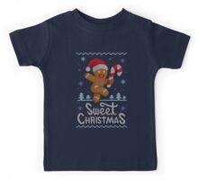 Sweet Christmas Ugly Sweater. Dulce NAvidad Kids Tee