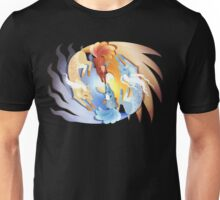 Ninetales & Vulpix Unisex T-Shirt