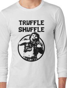 Goonies Truffle Shuffle Long Sleeve T-Shirt