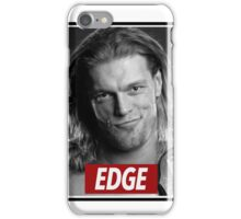 Edge WWE iPhone Case/Skin