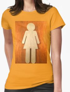 Ladies Womens Fitted T-Shirt