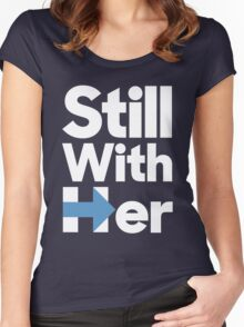 Still With Her Women's Fitted Scoop T-Shirt