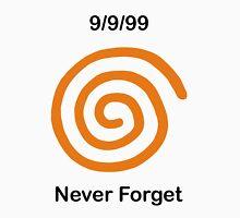 Dreamcast Never Forget (NTSC) Unisex T-Shirt